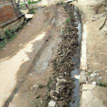 ग्राम पंचायत गुलरिया के प्रधान व सेक्रेटरी द्वारा किया गया भ्रष्टाचार गांव की सड़कें हुई जर्जर