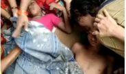 आगरा में दर्दनाक हादसा: बारिश के दौरान पैर फिसलने से बांध में गिरे दो बालक, डूबकर मौत